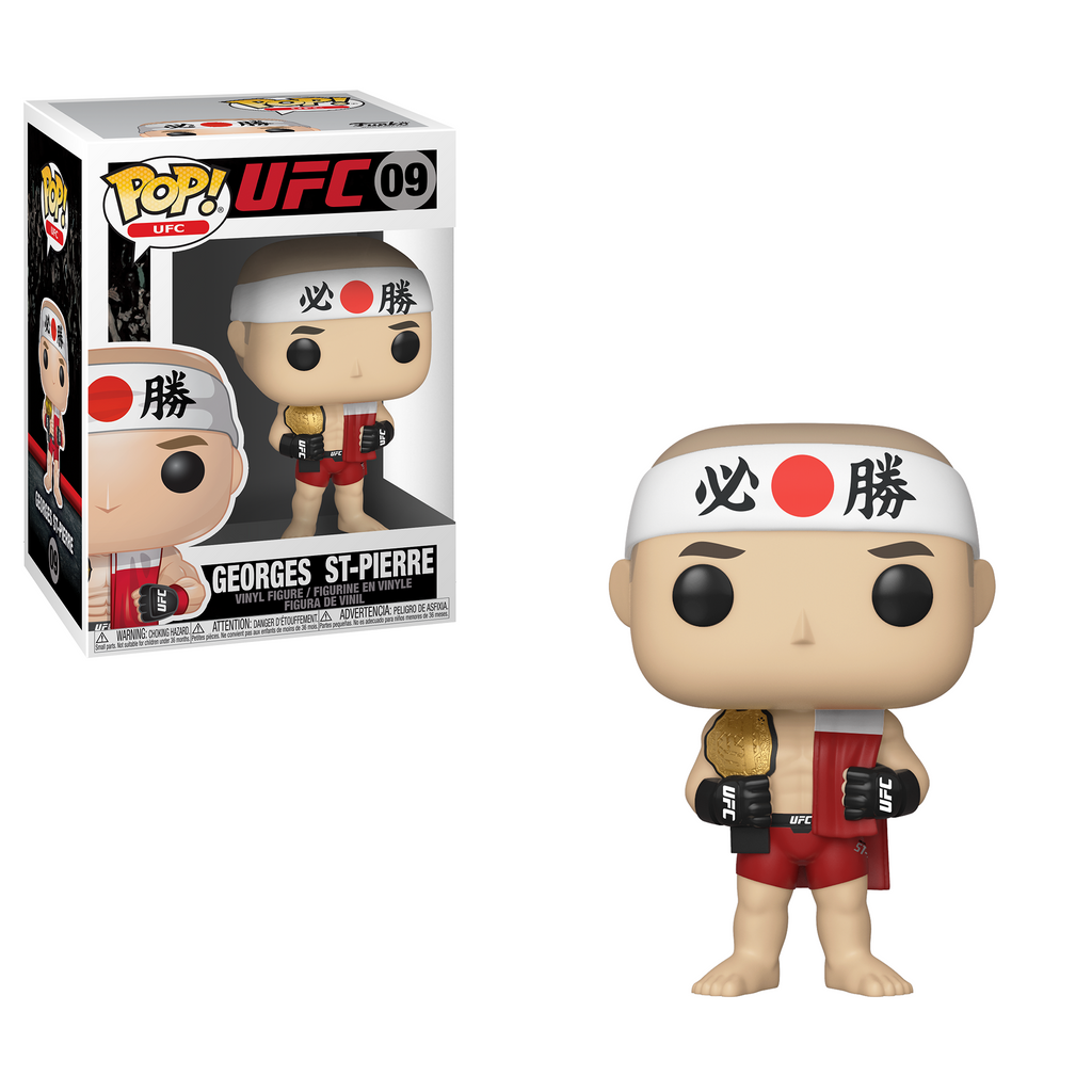 Funko POP!: Ultimate Fighting Championship - George St. Pierre