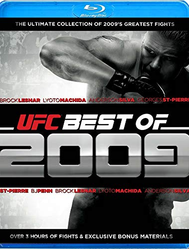 UFC: Best of 2009 Blu-ray