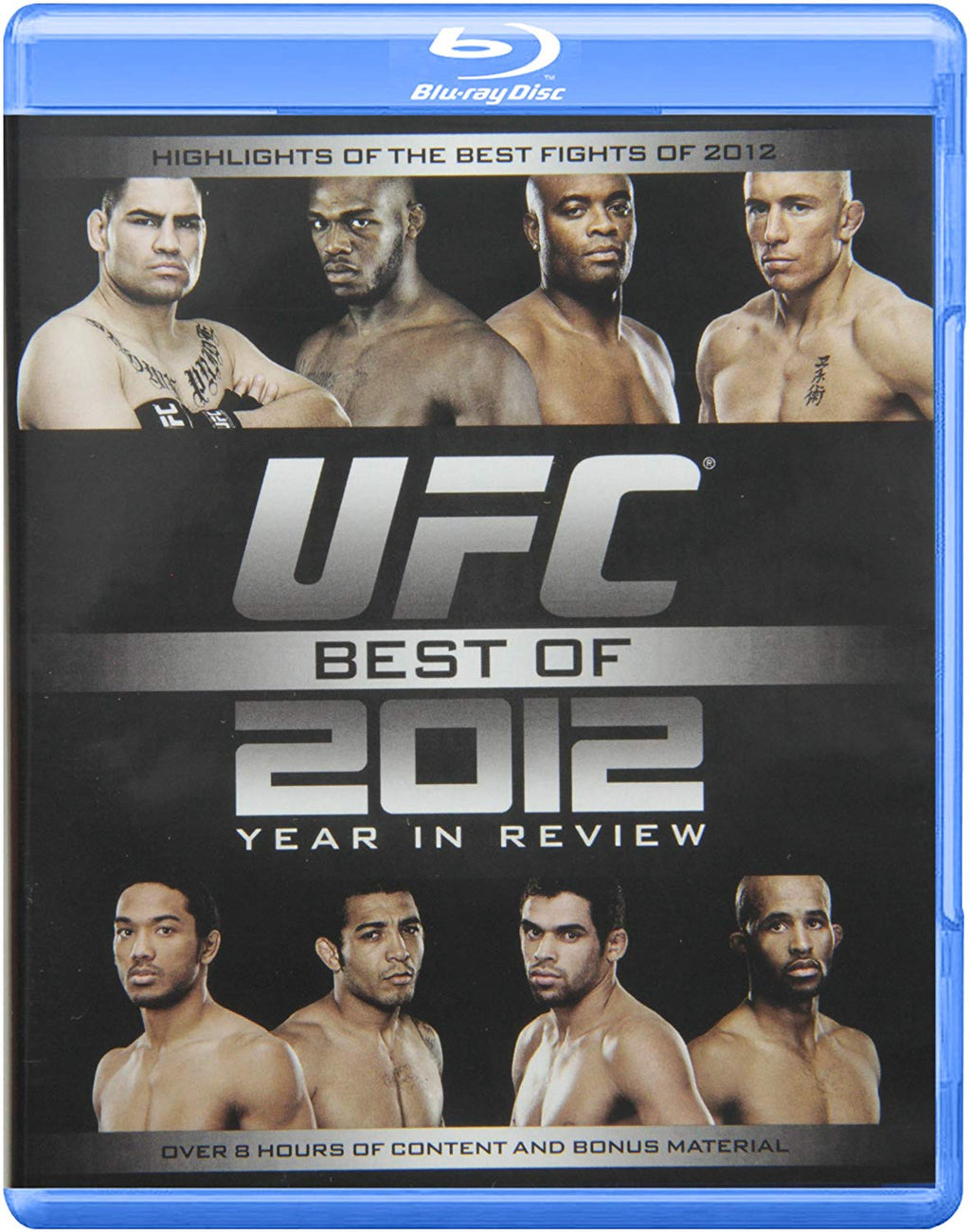 UFC: Best of 2012 - Year in Review Blu-ray