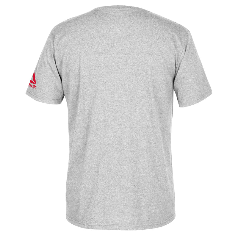 UFC 242 Abu Dhabi SS Crew Tee Grey Heather