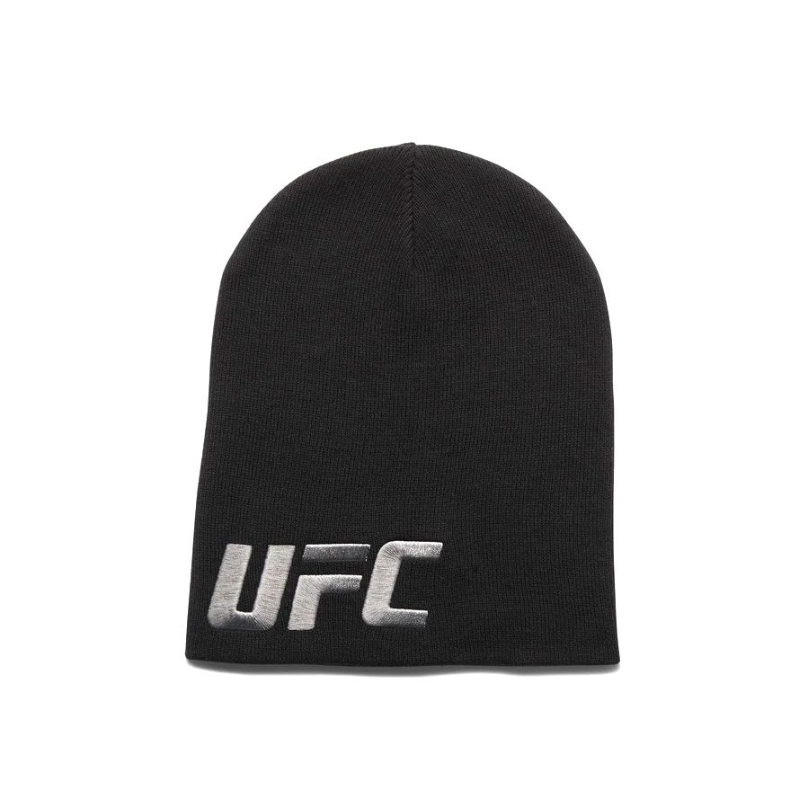 UFC Reebok Fight Night Beanie -Black
