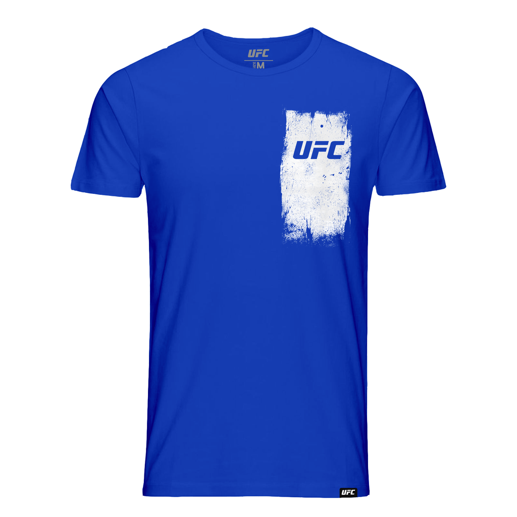 UFC  Fighting out of Blue Corner T-Shirt -Royal