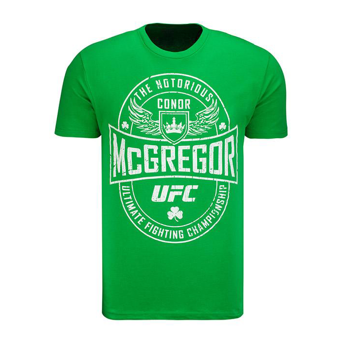 UFC Conor McGregor Crest T-Shirt