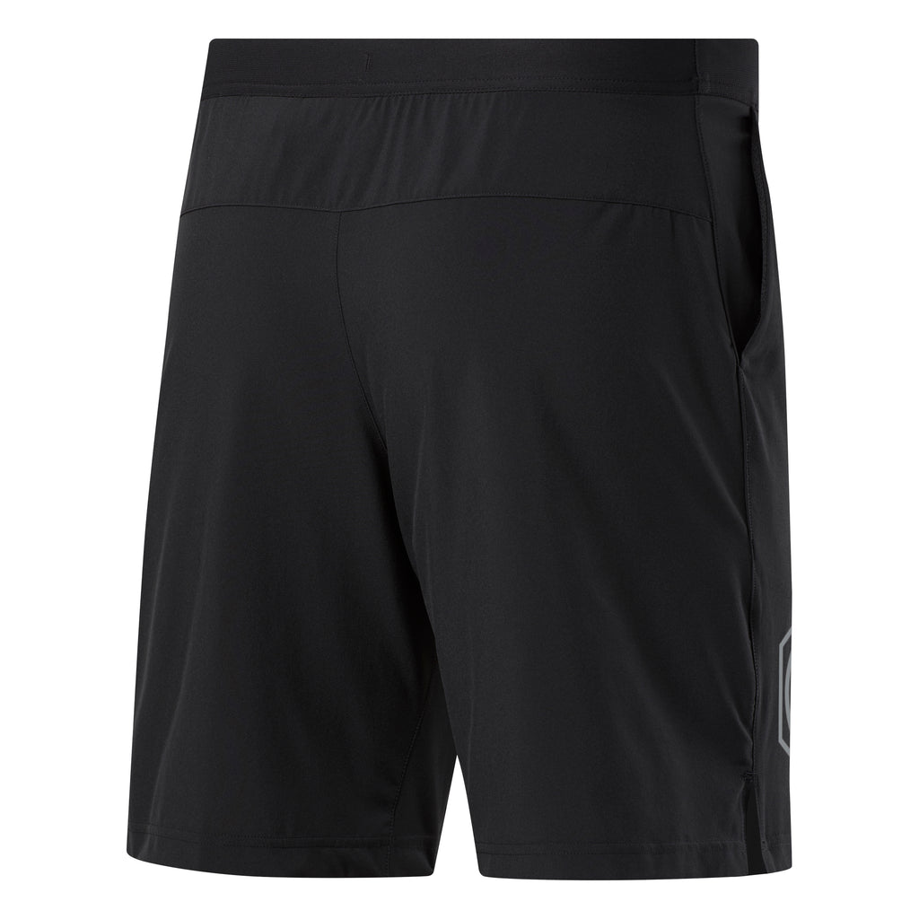 UFC Mens Knit Short-Black