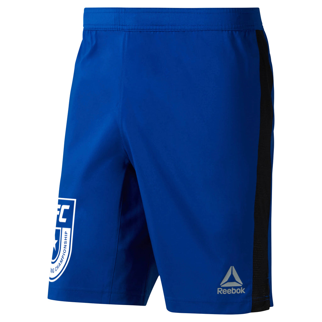 UFC Mens Knit Short -Royal