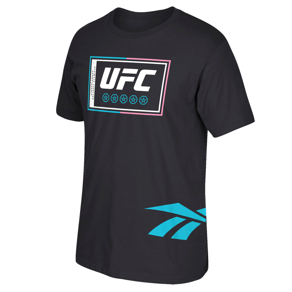UFC 244 Black NYC Weigh In T-Shirt-Black