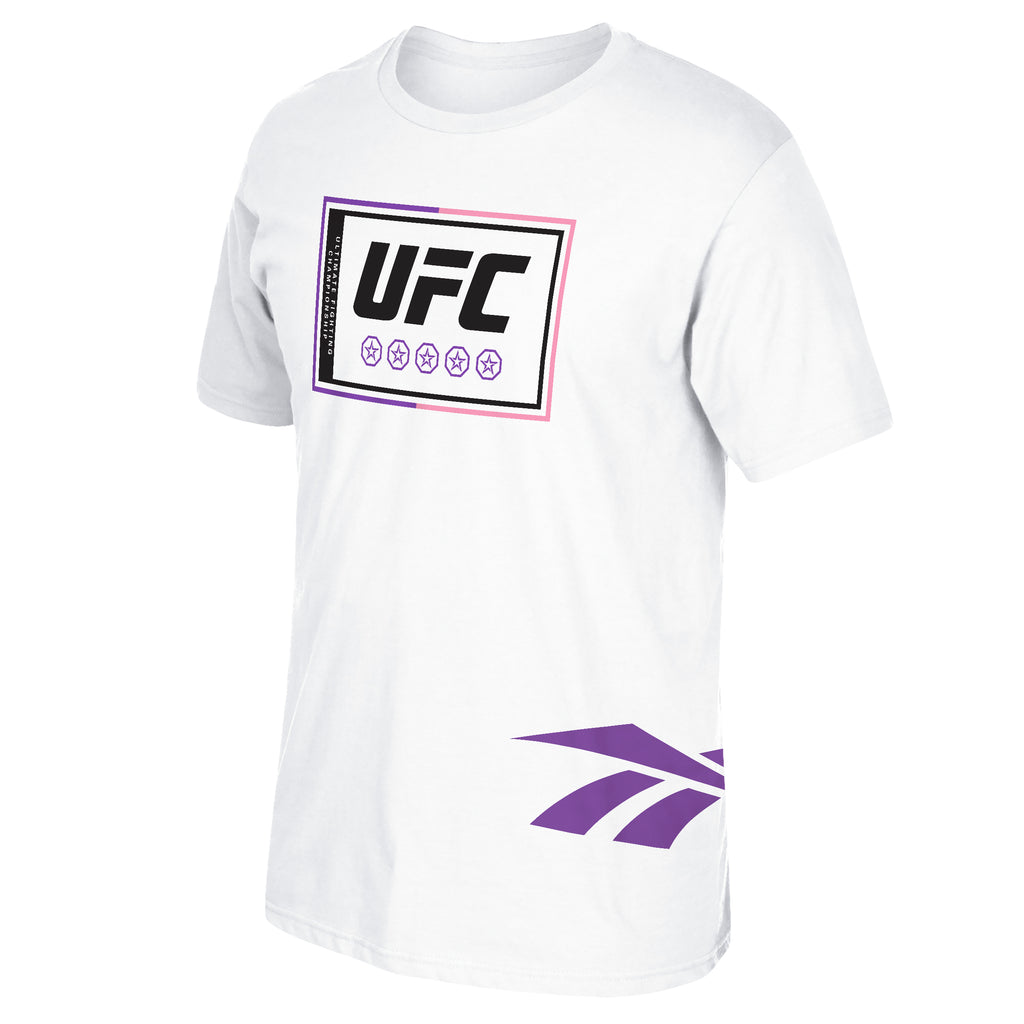UFC 244 White NYC Weigh In T-Shirt-White