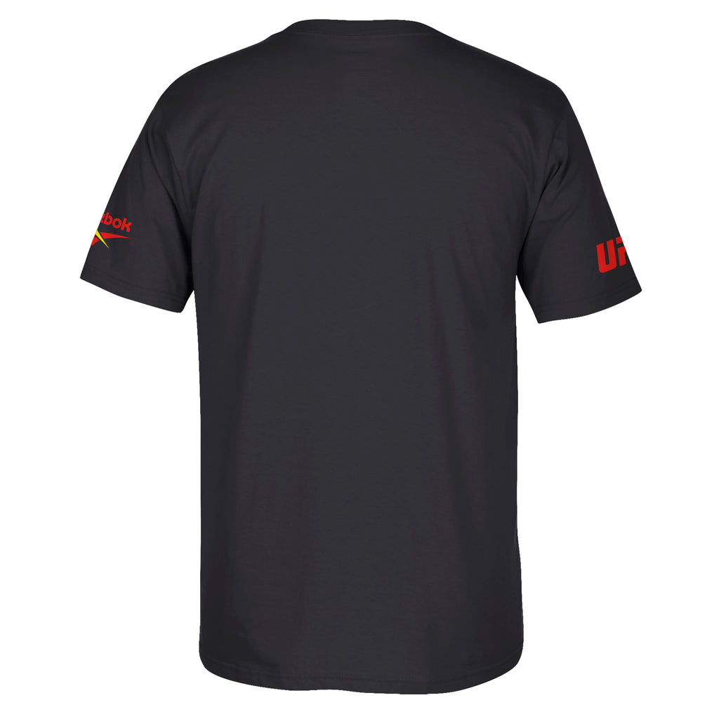 UFC 244 Baddest MF Nate Diaz T-Shirt-Black