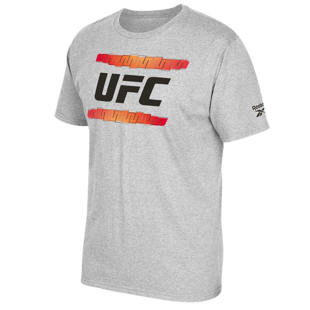 UFC 246 Weigh-In Athlete Short Sleeve Crew T-Shirt -  Grey Heather