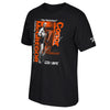 UFC Conor McGregor Fan Gear Stance Graphic Crew T-Shirt - Black