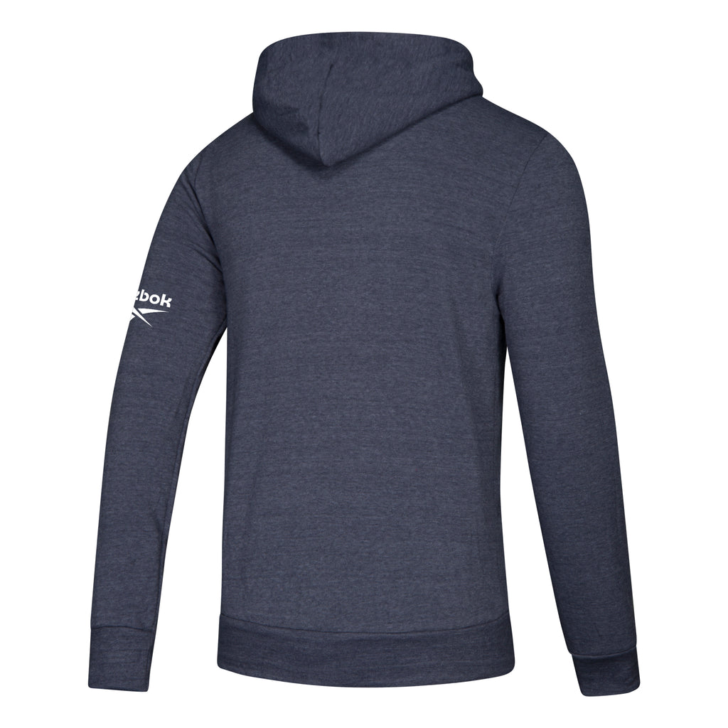 UFC Team Donald Cerrone Full Zip Hoodie - Navy Heather