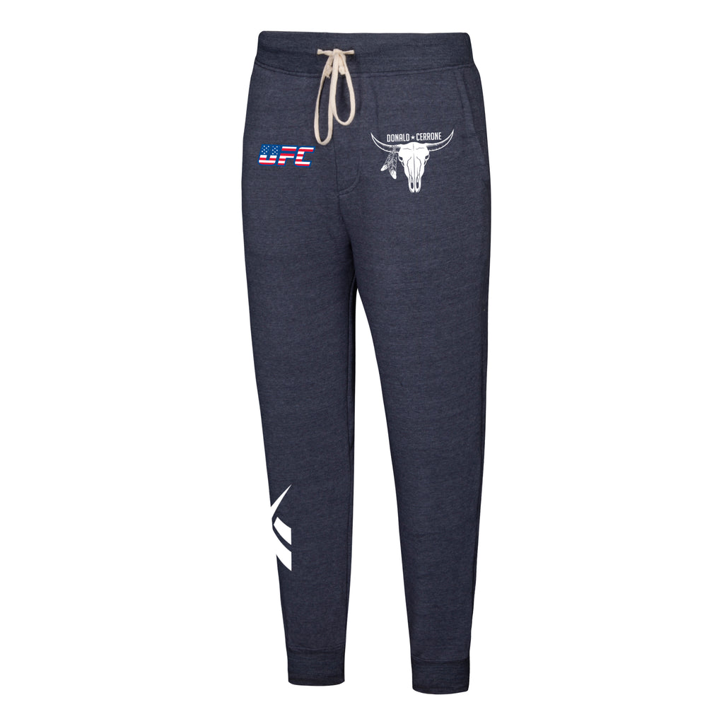 UFC Team Donald Cerrone Jogger Pant - Navy Heather