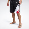 Men's Reebok UFC Fan Gear Panel Colour Short -Black