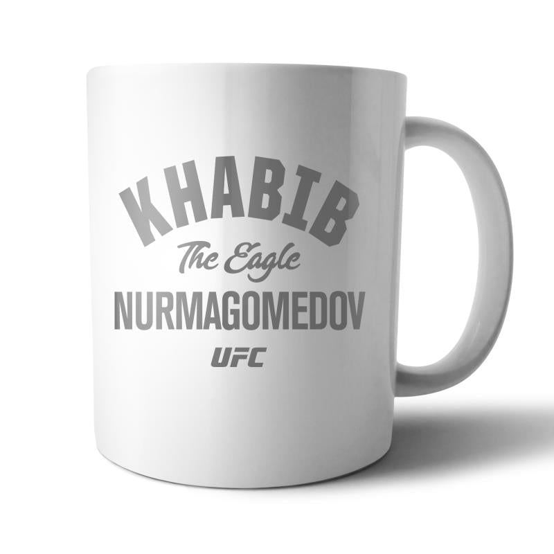 "UFC Khabib ""The Eagle"" Nurmagomedov Old School Mug"