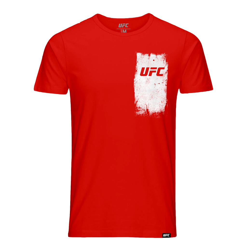 UFC  Fighting out of Red Corner T-Shirt -Red