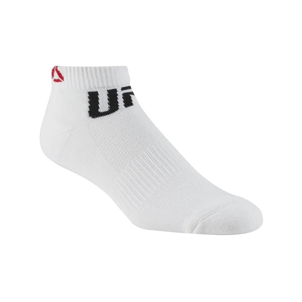 Reebok UFC Sock inside White