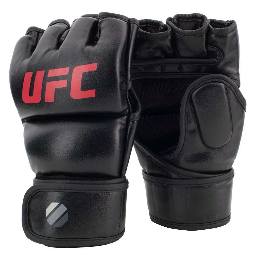 UFC Contender MMA 7oz Grappling Glove-Black-Red