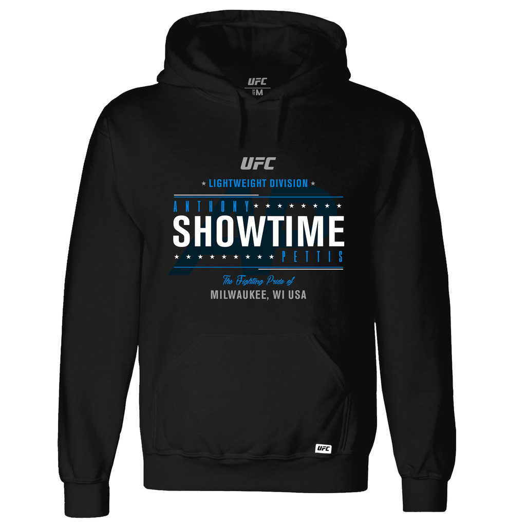 "UFC 229 Anthony ""Showtime"" Pettis Fighting Pride Hoodie – Black"