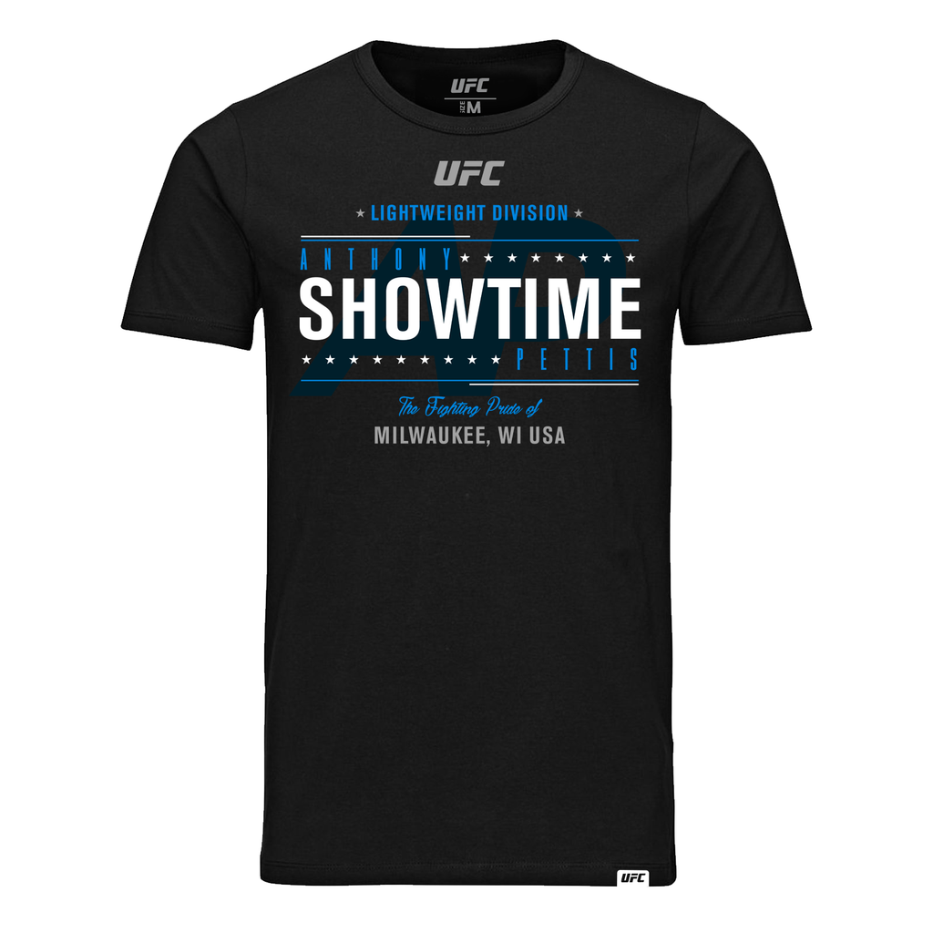 "UFC 229 Anthony ""Showtime"" Pettis Fighting Pride T-Shirt – Black"