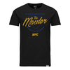 "Jon ""Bones"" Jones Signature Graphic T-Shirt- Black"