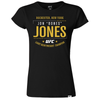 "Jon ""Bones"" Jones Shield Kid's T-Shirt- Charcoal"