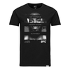 "UFC Jon ""Bones"" Jones Graphic T-Shirt-Black"