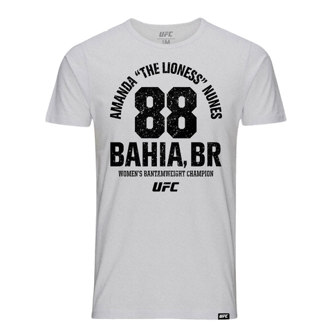 "Amanda ""The Lioness"" Nunes Old School Women's Tee-Black"