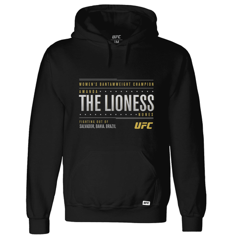 "Amanda ""The Lioness"" Nunes Bahia, BR Established 88 Women's T-Shirt- Grey"