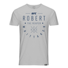 "Kid's Robert ""The Reaper"" Whittaker Shield UFC T-Shirt- White"