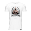 "UFC Robert ""The Reaper"" Whittaker Crest Tee-Navy"
