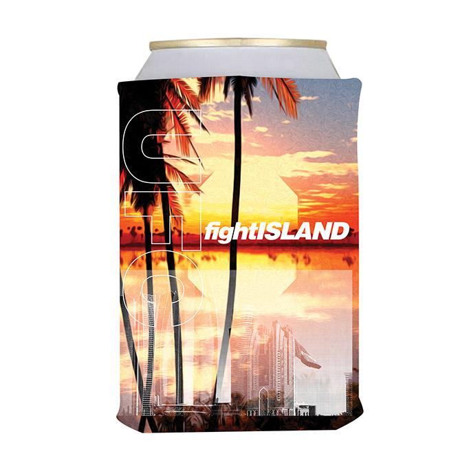 UFC Fight Island Bliss Koozie