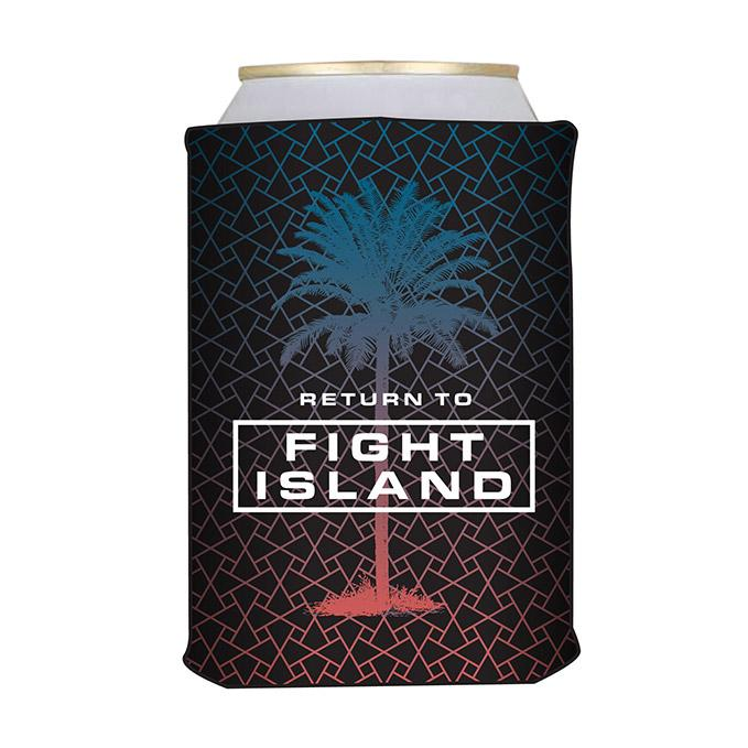 UFC Fight Island Octopalm Koozie