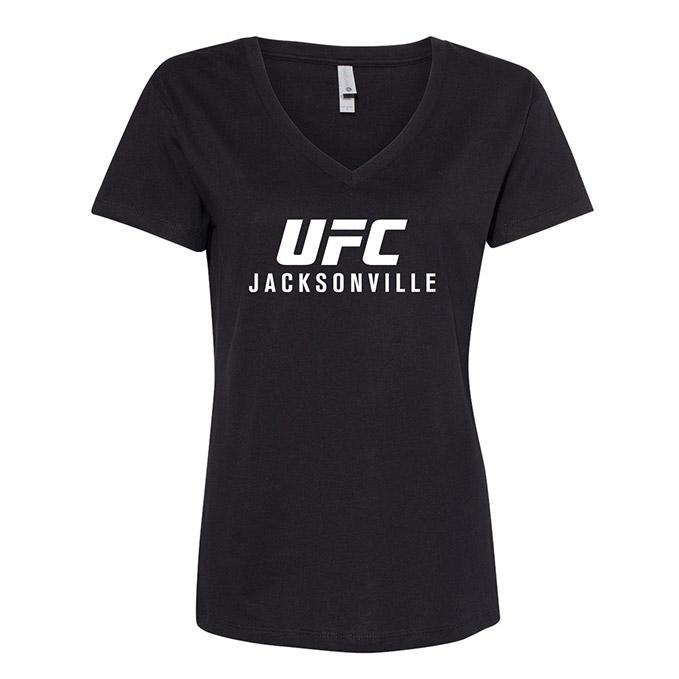 Women's UFC Fight Night - Smith vs Teixeira Event T-Shirt - Black
