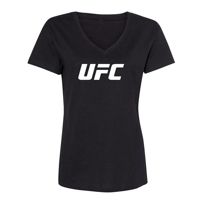 Women's UFC Fight Night - Eye vs Calvillo Event T-Shirt - Black