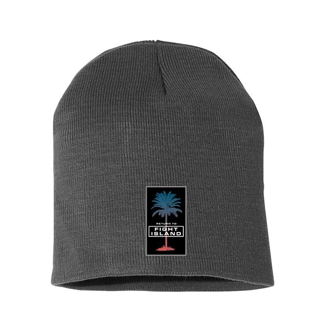 UFC Fight Island Octopalm Beanie - Graphite