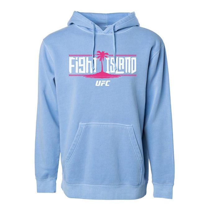 UFC Fight Island Breezy Mid-Weight Hoodie