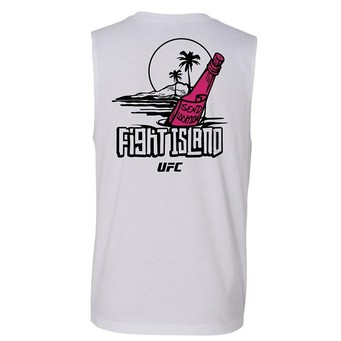 UFC Fight Island Muscle T-Shirt