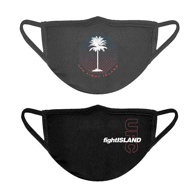 UFC Fight Island The Return Face Coverings