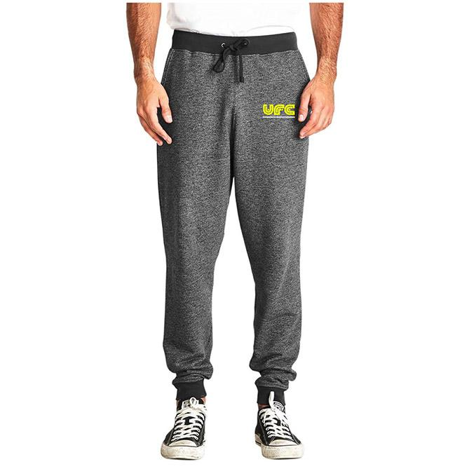 Men's UFC Israel Adesayna Respect Collection Jogger - Black
