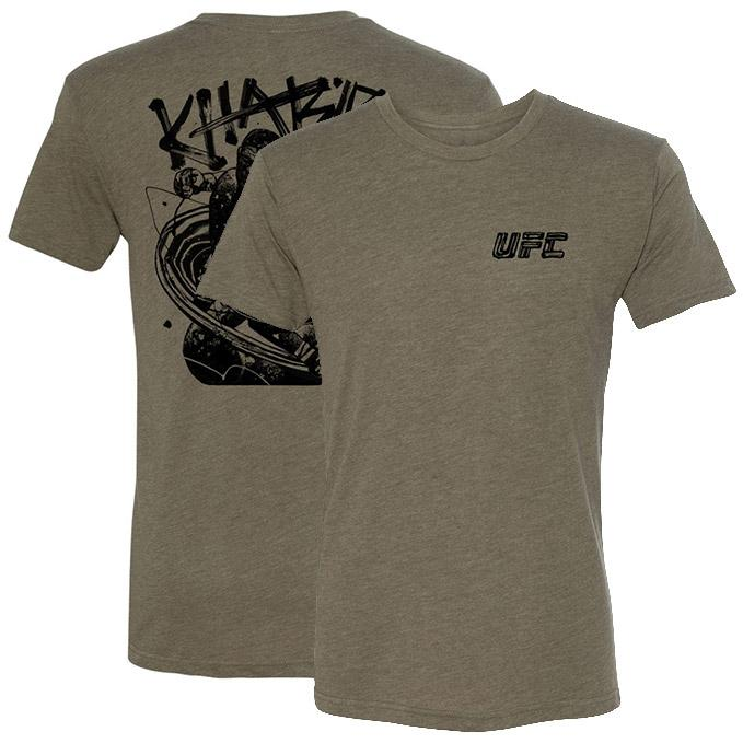 Men's UFC Khabib Time T-Shirt - Military Green