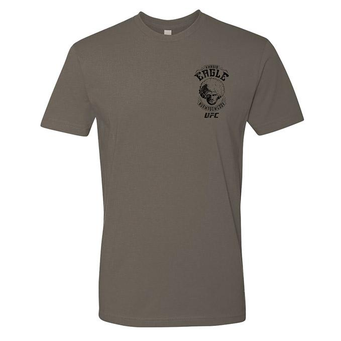 "Men's UFC Khabib ""The Eagle"" Wings T-Shirt - Warm Grey"