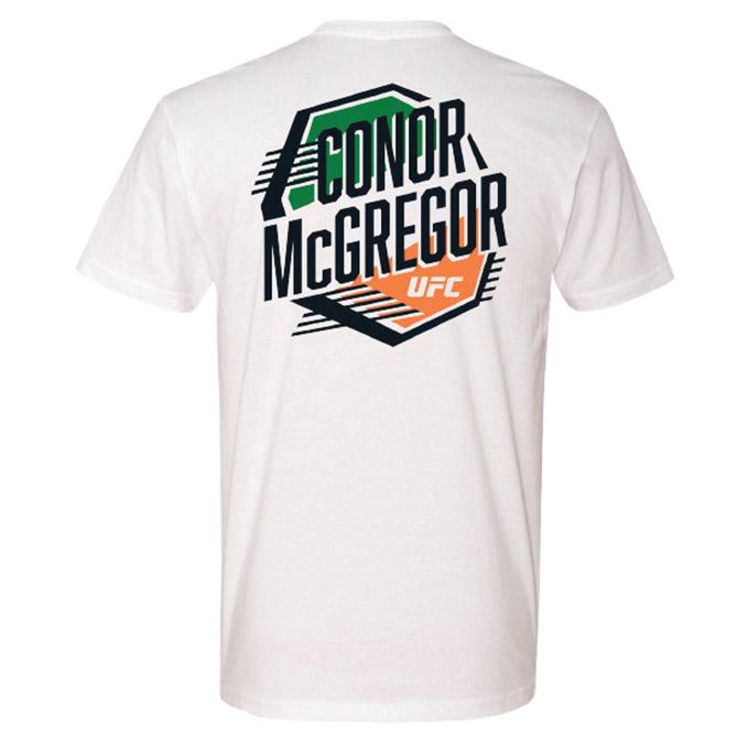 Men's Conor McGregor Back in the Octagon T-Shirt - White