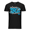 Men's UFC 257 Artist Series Event T-Shirt - Black