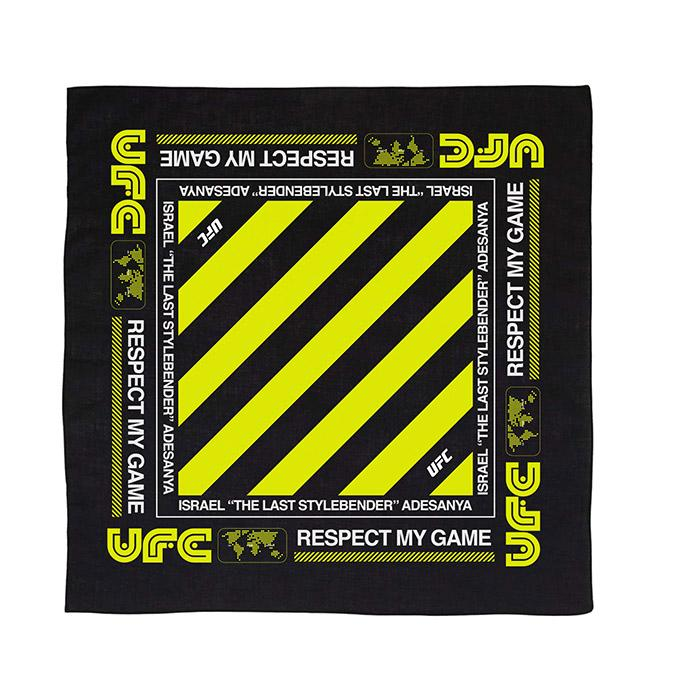 UFC Israel Adesayna Respect Collection Bandana