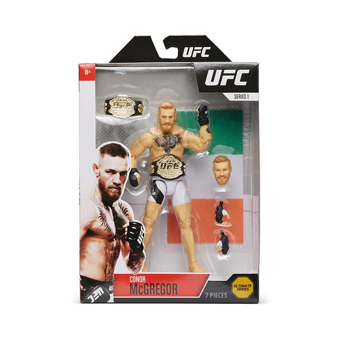 UFC Conor McGregor Action Figure - 6.5 Inch Collectible