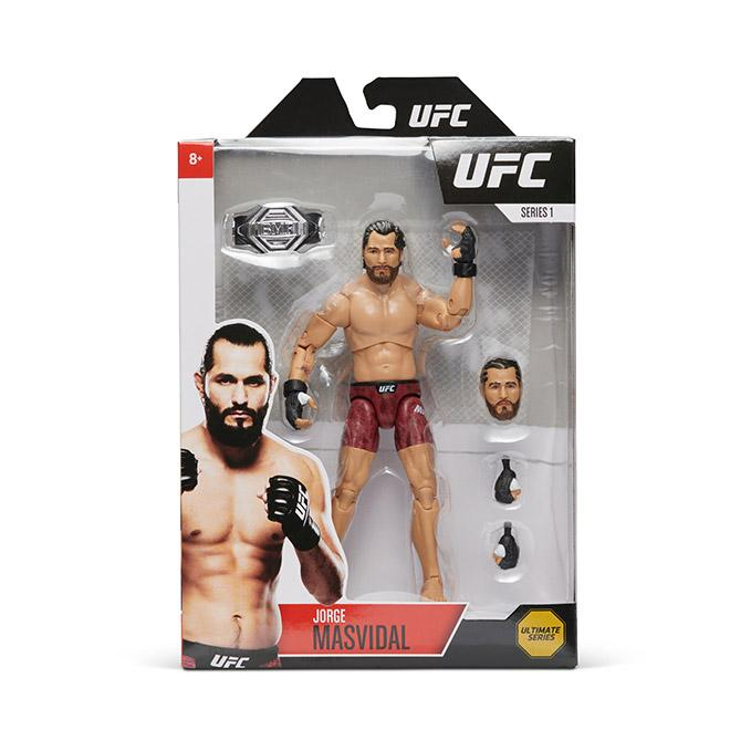 UFC Jorge Masvidal Action Figure - 6.5 Inch Collectible