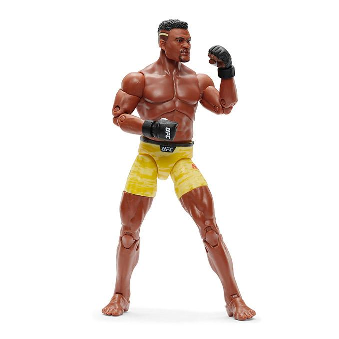 UFC Francis Ngannou Action Figure - 6.5 Inch Collectible