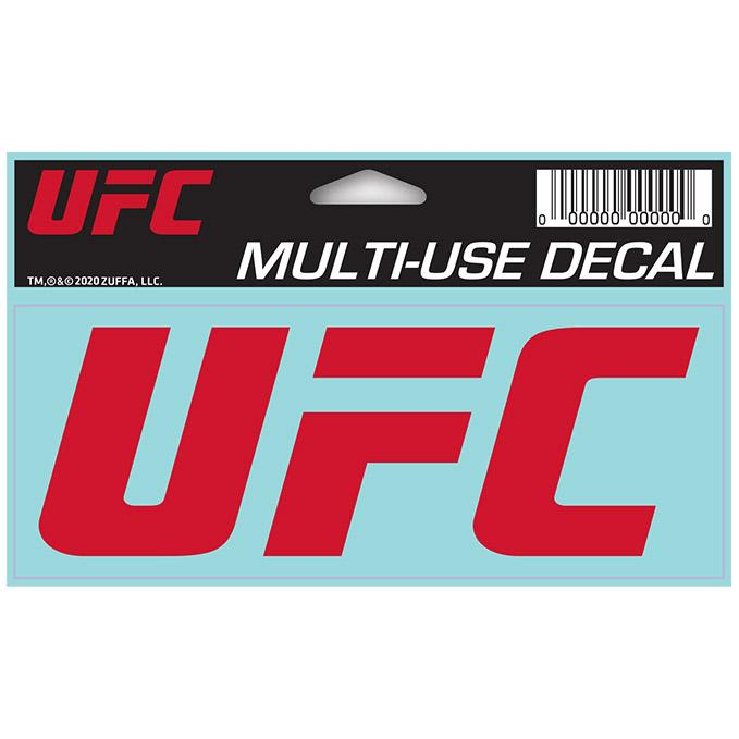 UFC Logo Decal