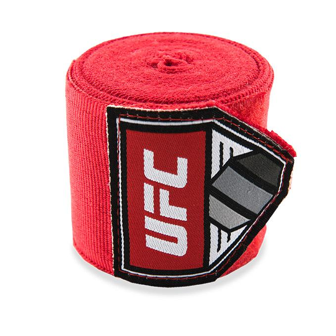 "UFC Contender 180"" Hand Wraps- Red"