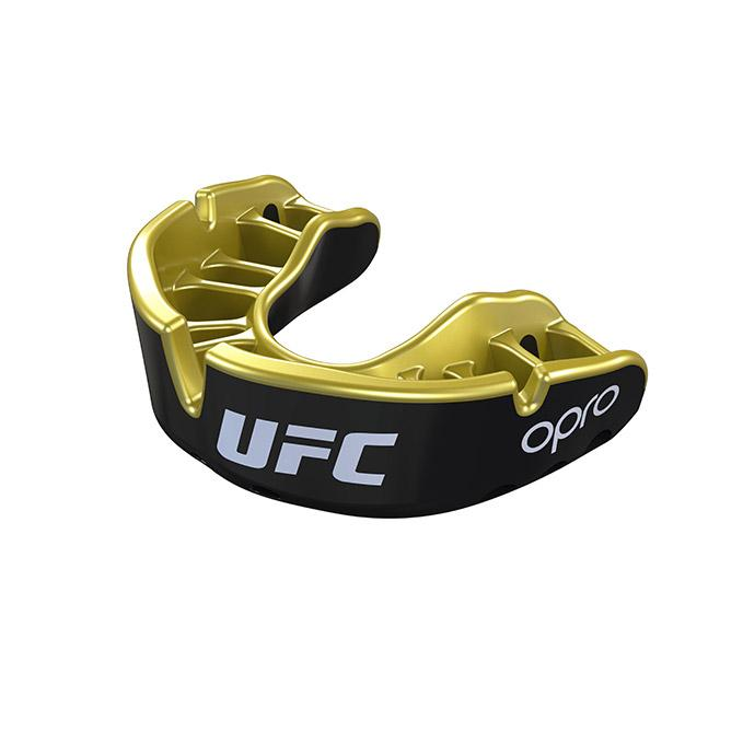 OPRO Black/Gold UFC Gold Mouth Guard